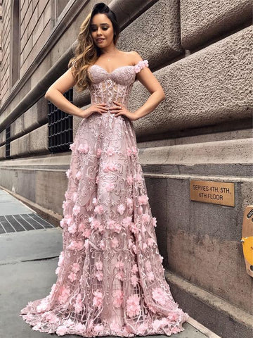 products/Pink_Lace_Applique_Off_Shoulder_Illusion_Prom_Dresses_DB1101-1.jpg