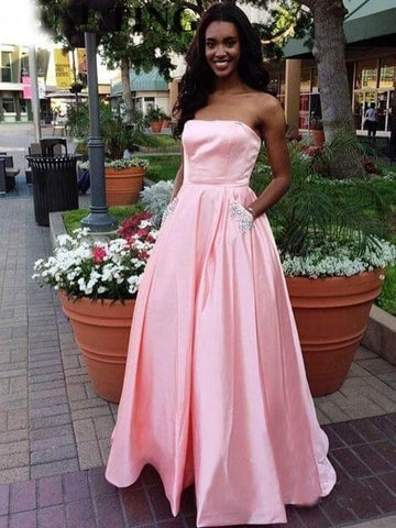 products/Pink_Satin_Beaded_Pockets_Strapless_Ball_Gown_Sweet-16_Prom_Dresses_DB1127-1.jpg