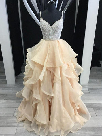 products/Spaghetti_Strap_Beaded_Top_Organza_Ruffle_Skirt_Prom_Dress.jpg
