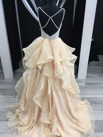 products/Spaghetti_Strap_Beaded_Top_Organza_Ruffle_Skirt_Prom_Dresses_DPB143.jpg