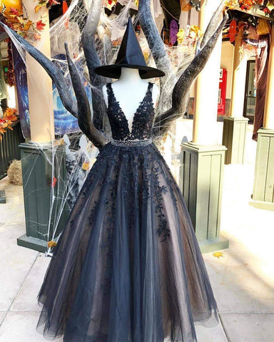 products/Tulle_Black_Lace_Applique_A-line_V-neck_Long_Prom_Dress.jpg