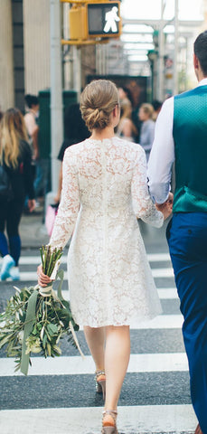 products/White_Lace_Long_Sleeve_Sheath_Vintage_Short_Wedding_Dresses_DB0182-3.jpg