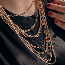 REYNA MULTI-CHAIN NECKLACE