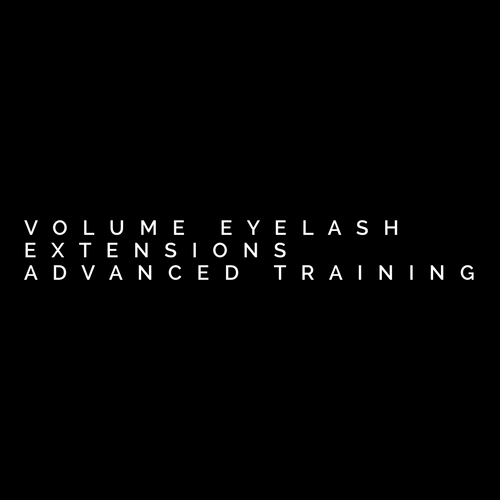 Volume Eyelash Extensions Advanced Training