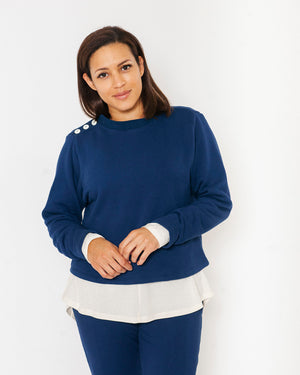 The Pullover - the-source-apparel - Tops