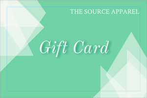 Gift Card - the-source-apparel - Gift Card