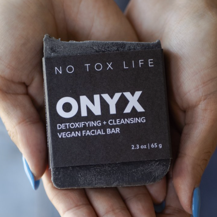 ONYX - Detoxifying Charcoal Cleansing Bar - the-source-apparel - [product_type]