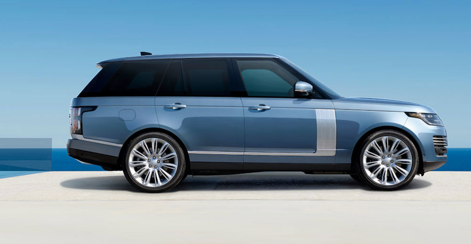 Range Rover HSE Lease