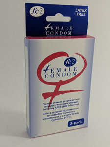 Female Condom ~ Internal Condoms
