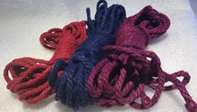 Load image into Gallery viewer, Hemp Bondage Rope - Hand Dyed / Prepared