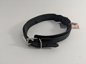 "1"" Leather Collar"