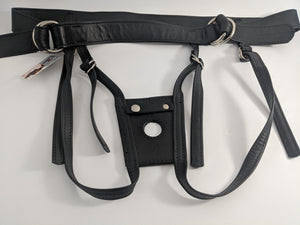 Forced Orgasm Harness