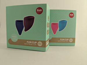 Fun Cup Menstrual Cups - Fun Factory