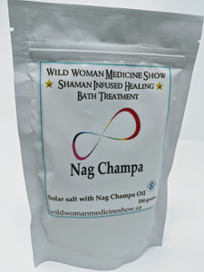 Nag Champa ~ Bath Treatment 250g