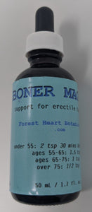 Boner Magic tincture