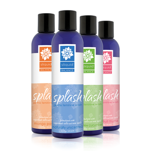 Splash Feminine Wash by Sliquid