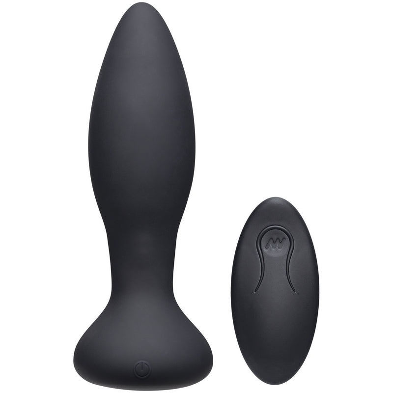 A-Play Experienced Anal Plug w/Remote