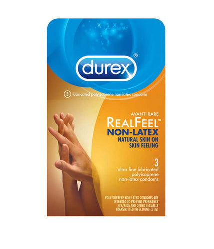 Avanti BARE Real Feel Non Latex