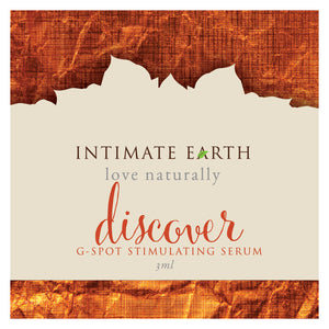 Intimate Earth Discover G-Spot Gel