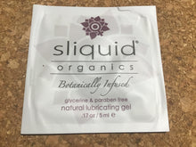 Load image into Gallery viewer, Sliquid Organics Natural Gel