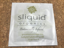 Load image into Gallery viewer, Sliquid Organics Silk Hybrid Intimate Lubricant