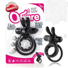 Load image into Gallery viewer, OHare Silicone Wearable Rabbit Vibe- battery REG / XL