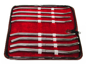 KI Hegar Sound  Urethral Dilator set