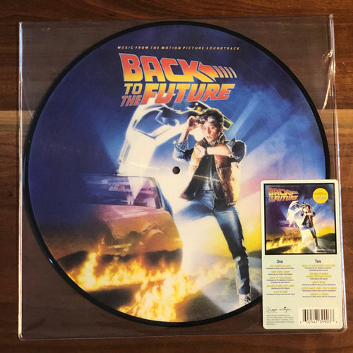 Various - Back To The Future Soundtrack Picture Disc