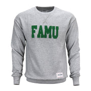 Florida A&M Letterman Crewneck - CORIN DEMARCO