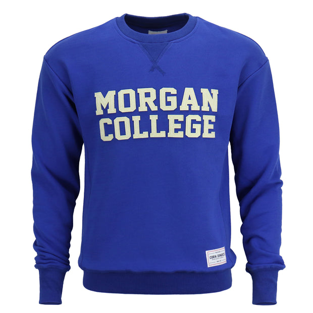 1890 Morgan College Heritage Crewneck - CORIN DEMARCO