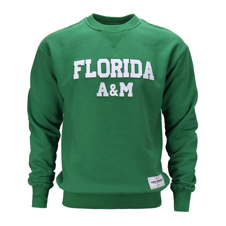 Florida A&M Classic Crewneck - CORIN DEMARCO