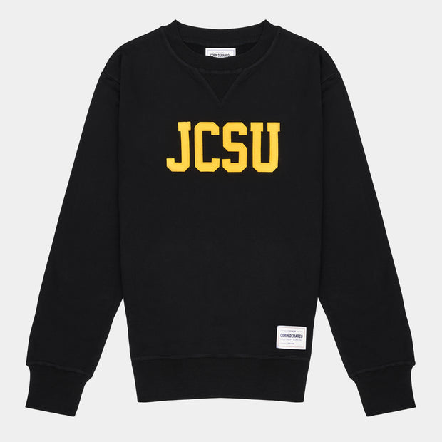 Johnson C. Smith Univ. Letter Crewneck (s1) - CORIN DEMARCO