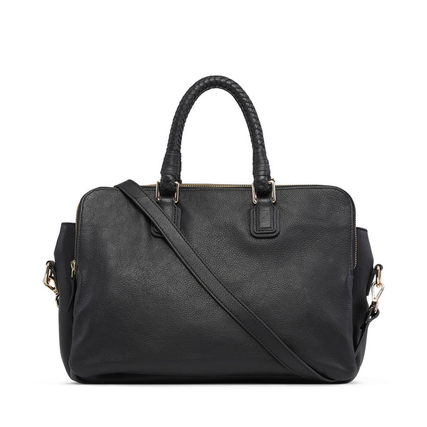 Day Crafted Leather Handbag