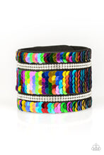 Load image into Gallery viewer, Paparazzi MERMAID Service Multi Wrap Bracelet