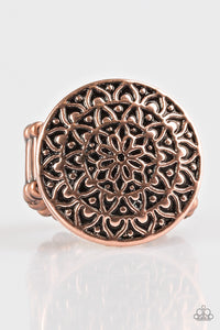 Paparazzi Petal Mantra Copper Ring