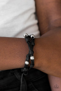 Right To Ride Black Urban Bracelet