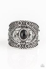Load image into Gallery viewer, Paparazzi Rural Relic Black Ring