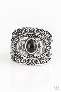 Paparazzi Rural Relic Black Ring