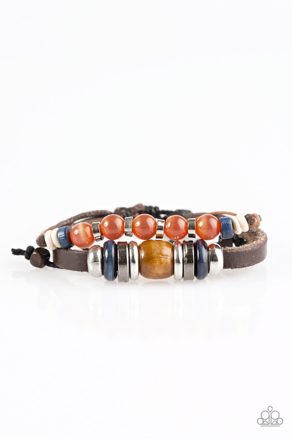 Paparazzi Summer On Replay Multi Bracelet