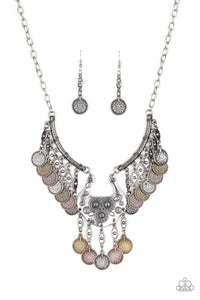 Paparazzi Treasure Temptress Multi Necklace Set