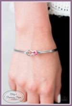 Load image into Gallery viewer, Sparkle On Fleek Pink Bracelet