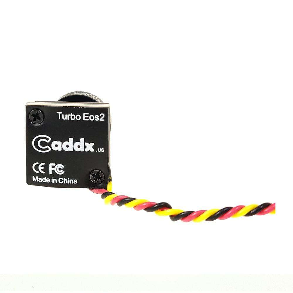 Caddx Turbo EOS2 1200TVL Micro FPV Camera - Caddxfpv