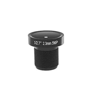 2.3mm lens for Turbo S1/Turbo SDR2 *M12 - Caddxfpv
