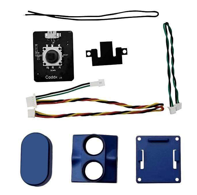 Case set for Tariser 4K - Caddxfpv