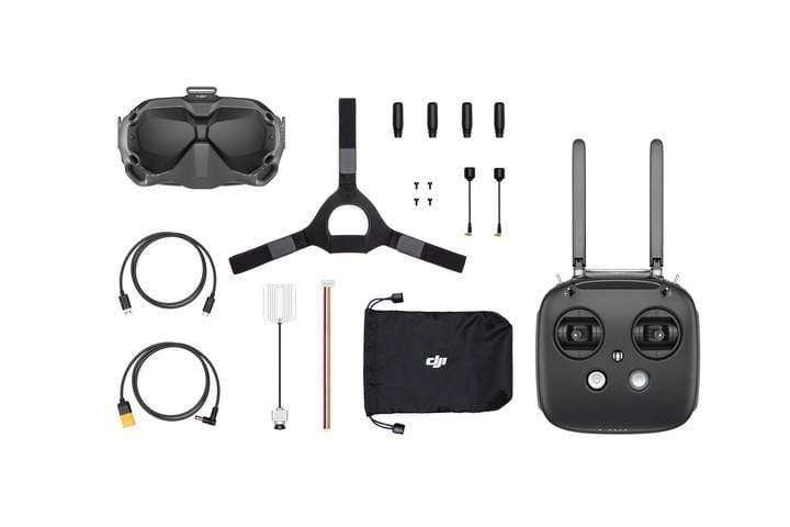 Caddxfpv DJI FPV Fly More Combo  DJI Digital FPV System