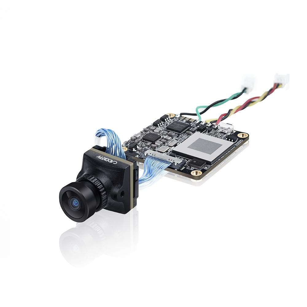 Caddxfpv Loris 4K ANALOG & HD FPV CAMERA