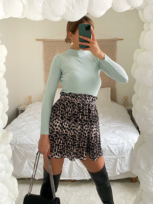 COLETTE - High waisted skirt