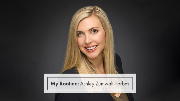 My Rootine: Ashley Zumwalt-Forbes, Co-Founder & President at Black Mountain Metals