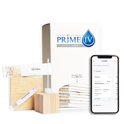 Prime IV Personalized Nutrition Supplement (Every 30 days)