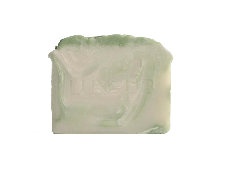 FRENCH GREEN CLAY + TEA TREE SOAP